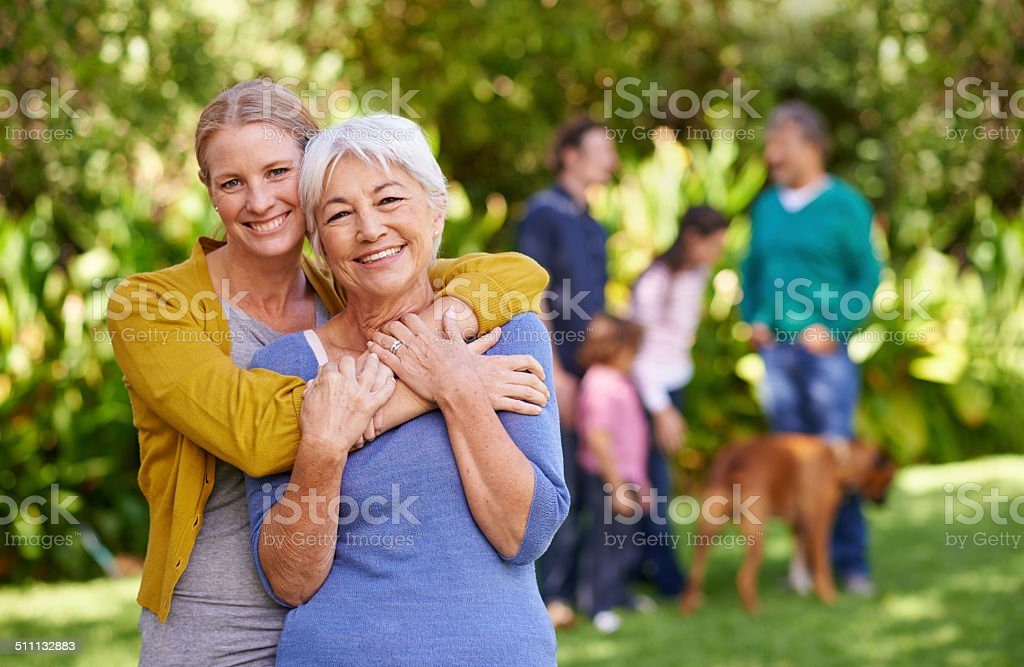 She's the best stock photo