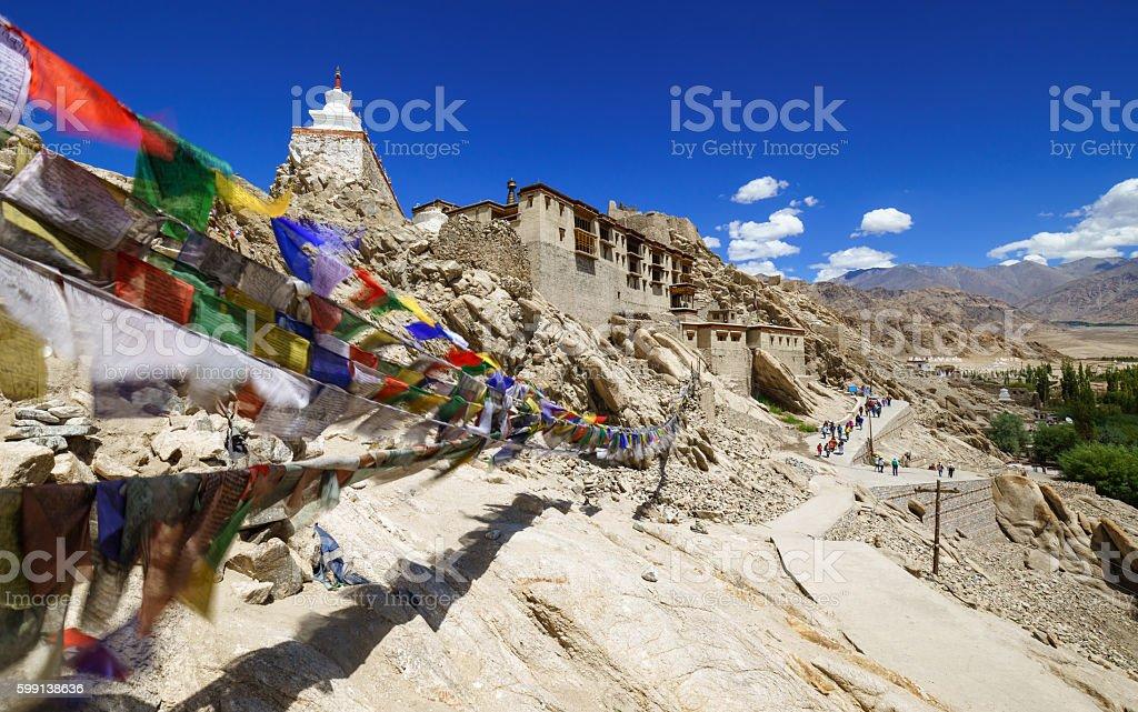 Shey Palace, Leh, Ladakh, Jammu and Kashmir, India – Foto