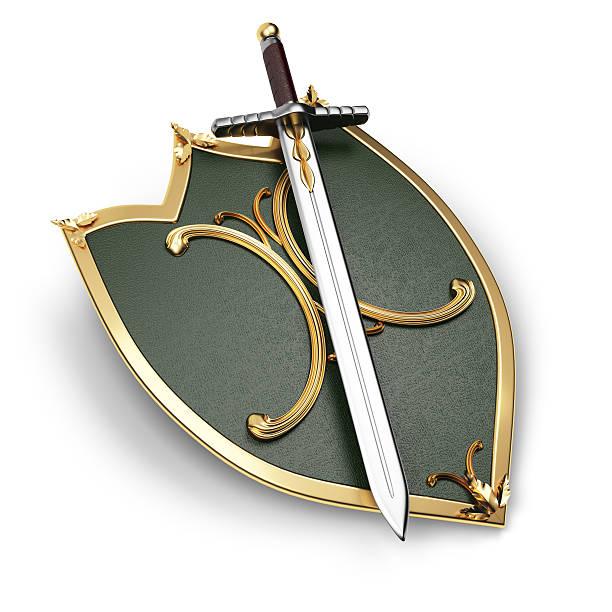 Bouclier et épée - Photo