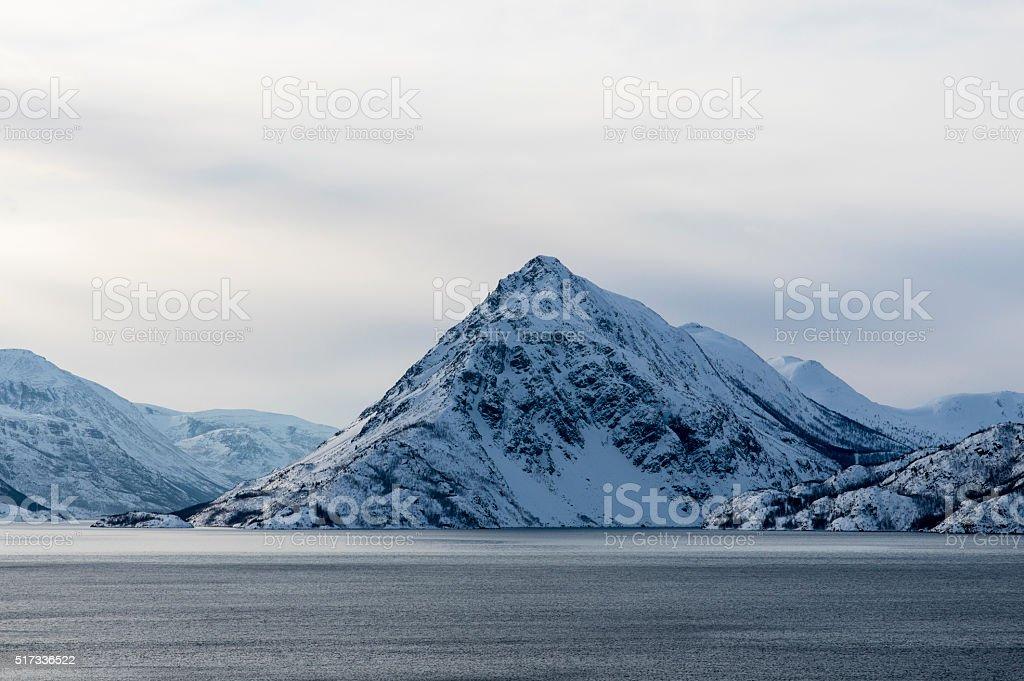 Shield Mountain royalty-free stock photo