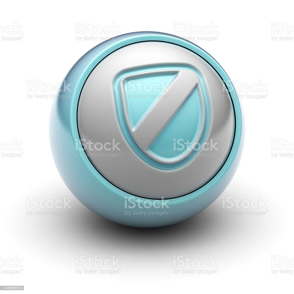 Shield royalty-free stock photo