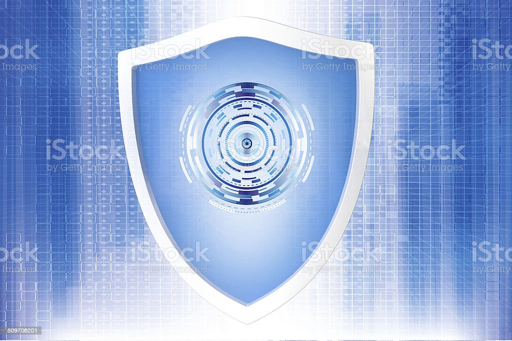 shield stock photo