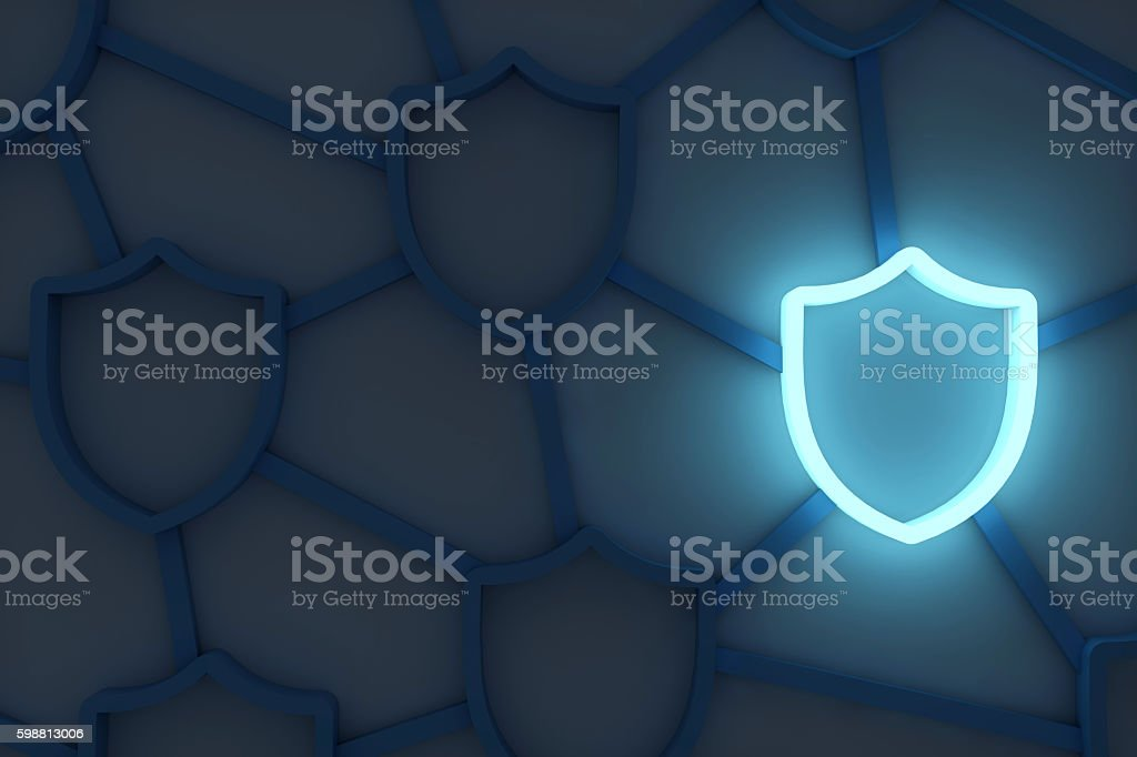 Shield security system - Photo