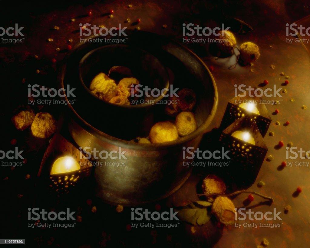 Shimmering Light stock photo