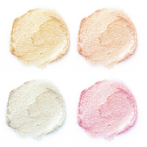 Échantillons de maquillage fard - Photo