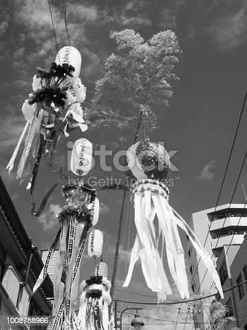 1008788822 istock photo Shimomachi Tanabata Festival in Tokyo 1008788966