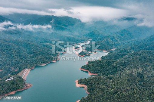 Shing Mun Reservoir, Country Park, Hong Kong