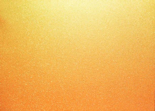 Shinny golden glitter background stock photo