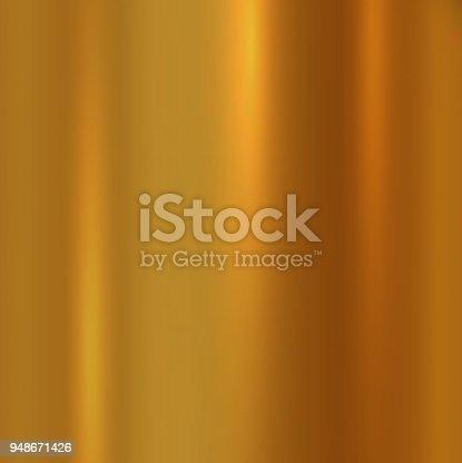 Shiny bronze background
