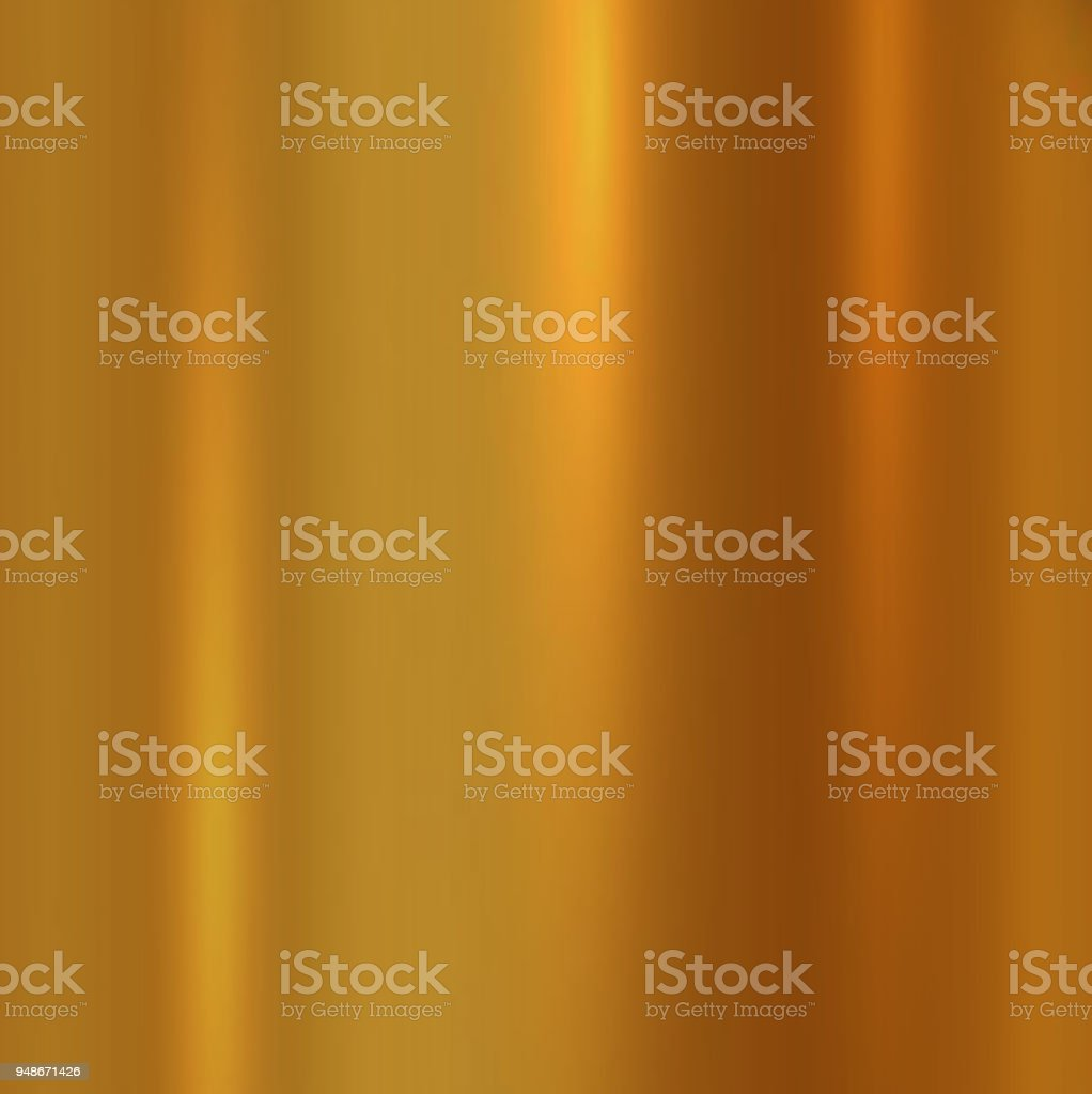 Shiny bronze background stock photo
