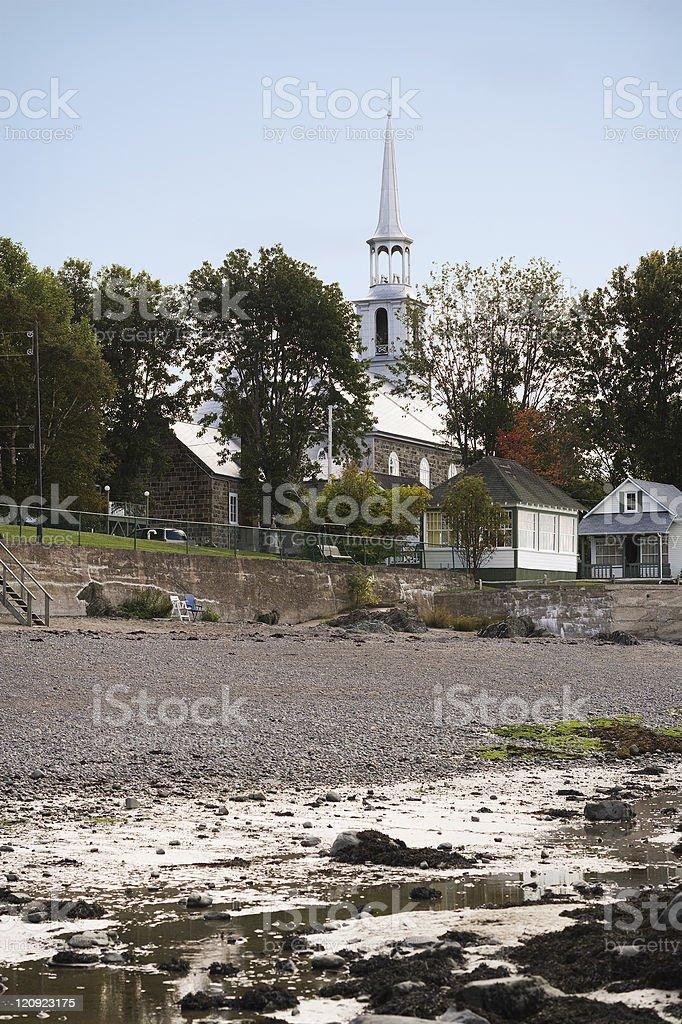 Shiny Church stock photo