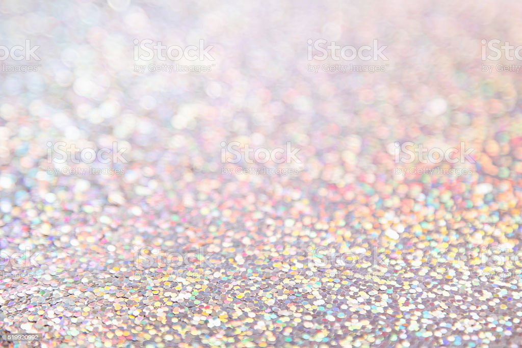 Shiny delicate multicolored holographic background. stock photo