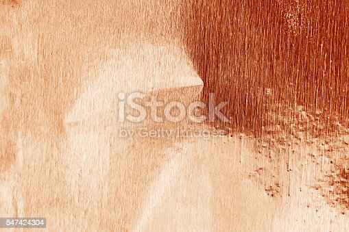 Shiny Foil Texture For Background Rose Gold Color Stock