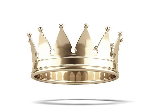 gold krone - könig stock-fotos und bilder