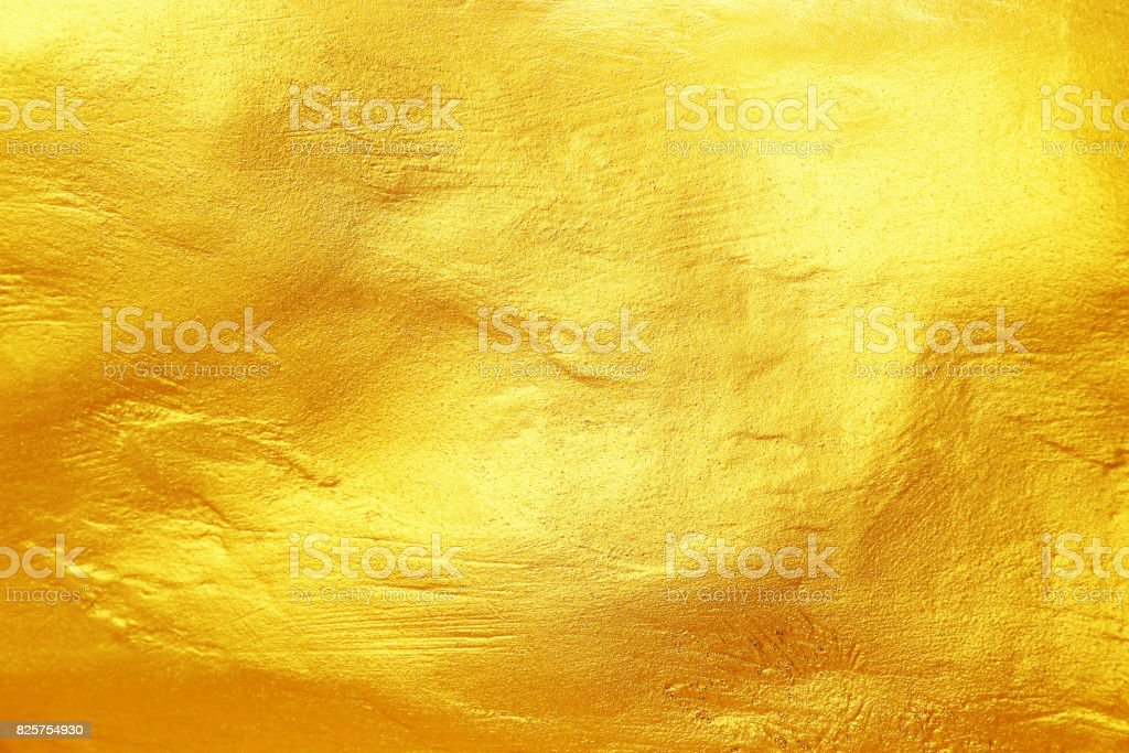 shiny gold texture background for design stock photo