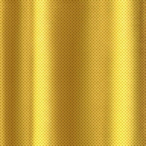 shiny golden background with star shapes - filigree stock photos and pictures