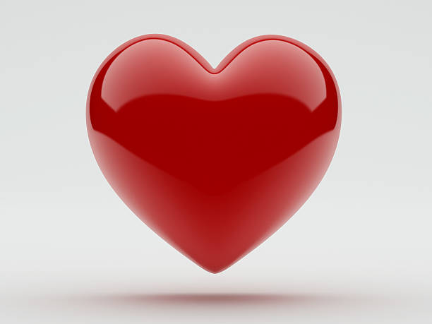 Top 60 3d Heart Stock Photos, Pictures, And Images