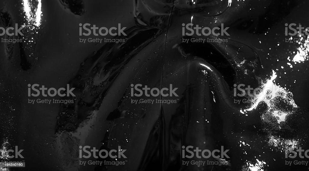shiny latex background stock photo