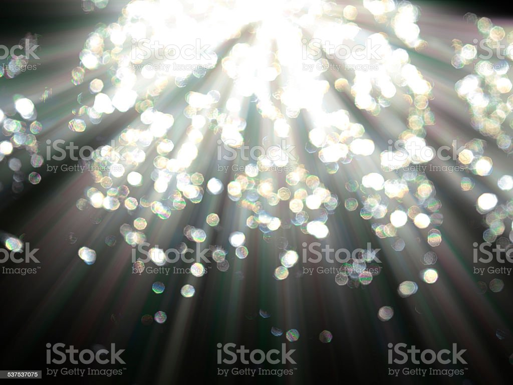 Shiny light background stock photo