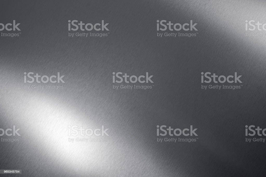 Shiny metal surface background royalty-free stock photo