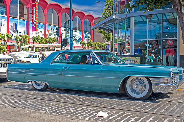Shiny Restored Authentic 1963 Cadillac Series Sixty One