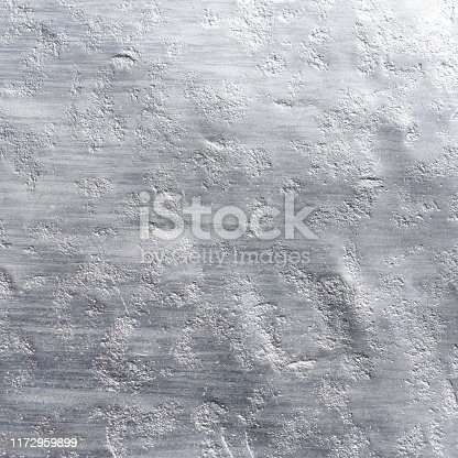 542685294istockphoto Shiny scratched metal surface texture background 1172959899