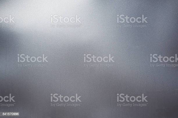 Photo of Shiny silver black gray sheet grunge old wall texture background