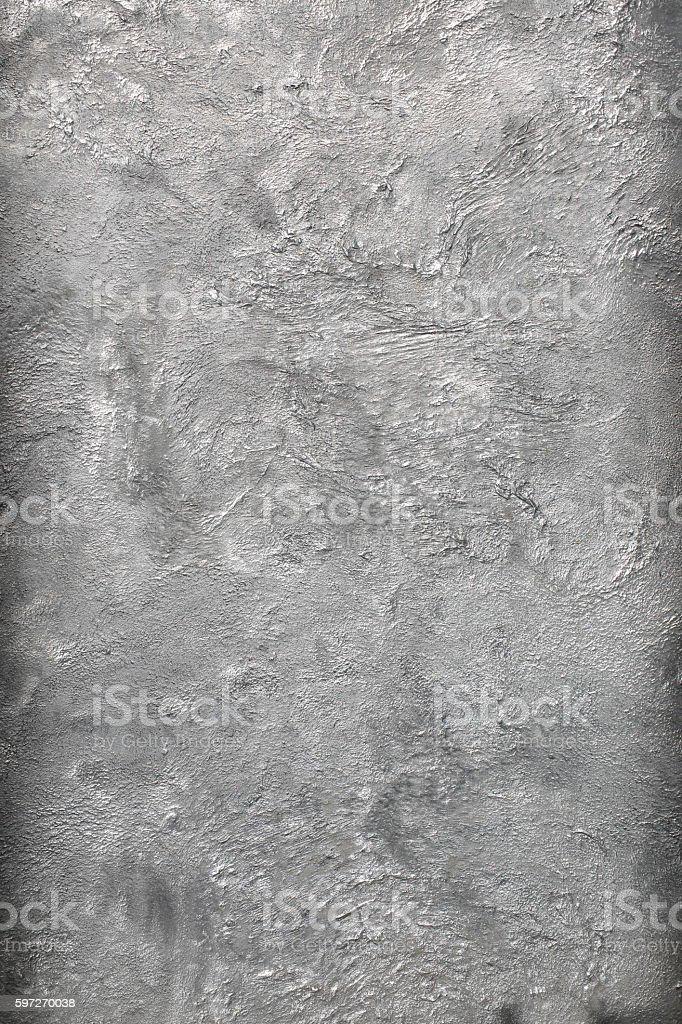 Shiny vertical metal texture with silver color Lizenzfreies stock-foto