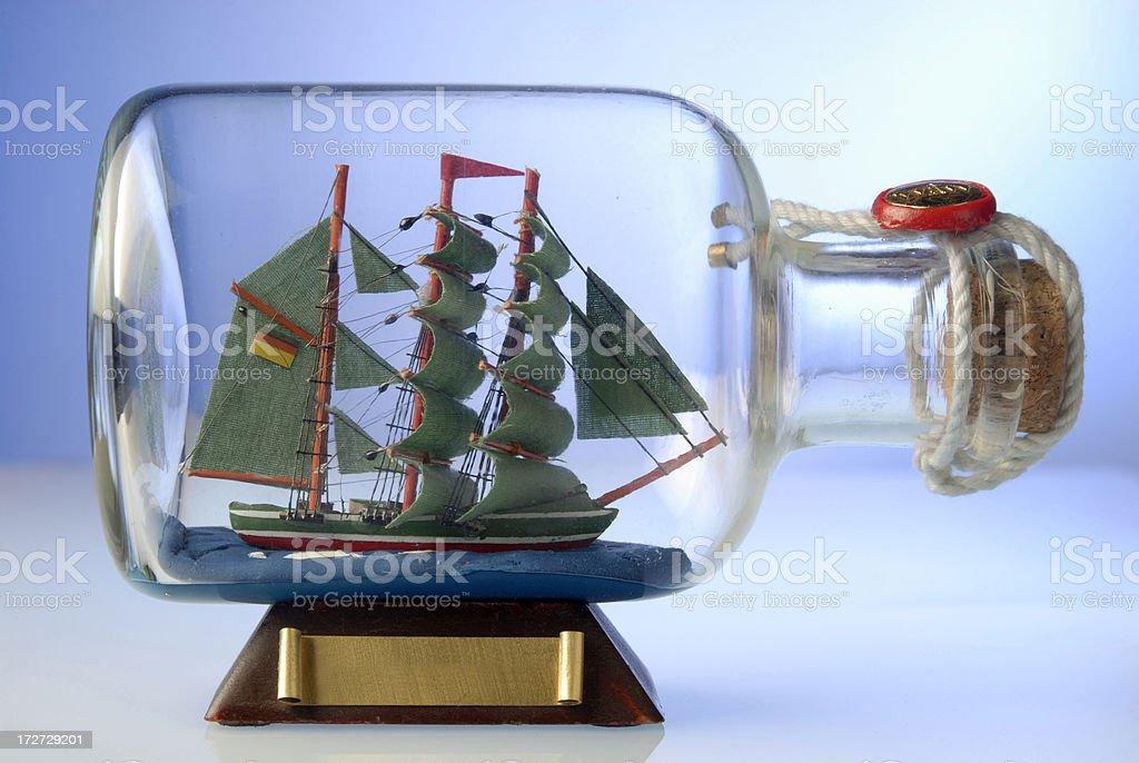 Ship in a Bottle – Foto