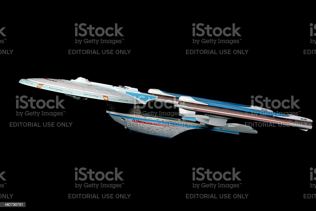 Ship of a New Generation stock photo