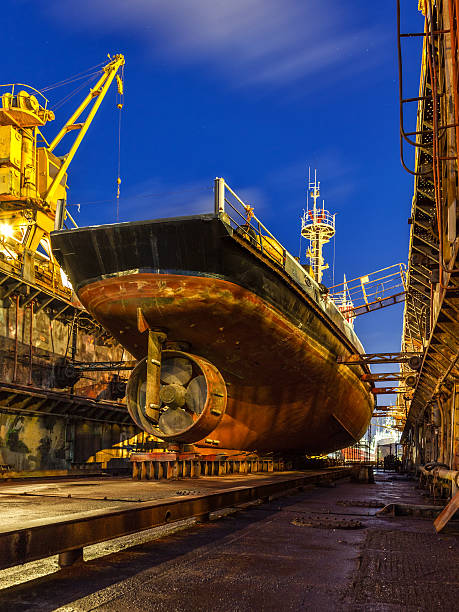 investment and dry dock