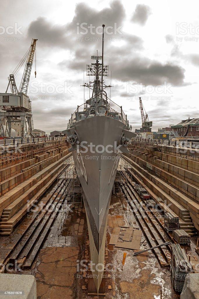 Ship Repairs -Boston-USA