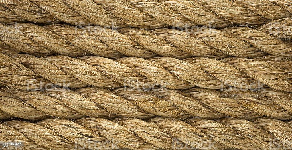 ship ropes as backgroun royalty-free stock photo