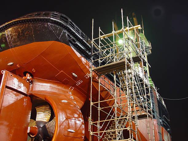 Schiff Arbeit – Foto