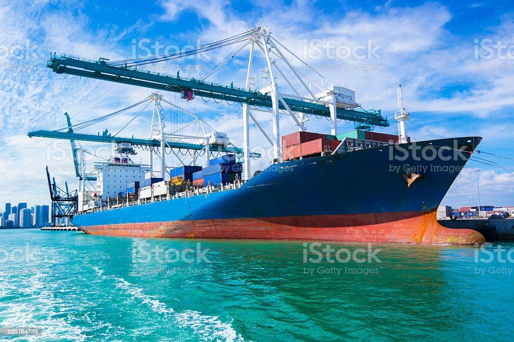 Shipment stock photo