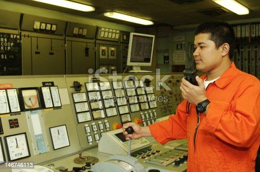 istock Shipping engineer 146746113