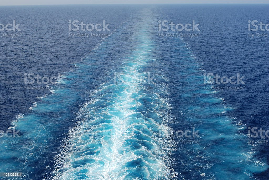 shipping line stock photo