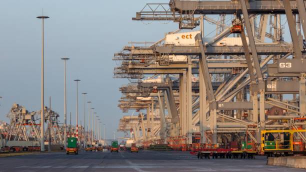 Versand Hafen – Foto