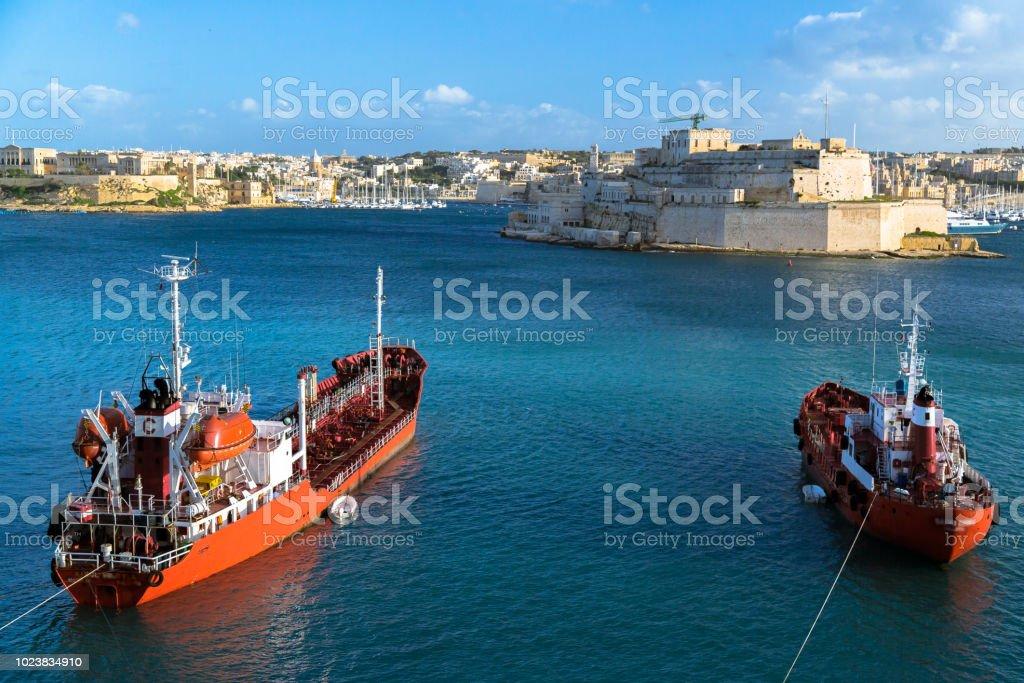 Schiffe in Malta – Foto