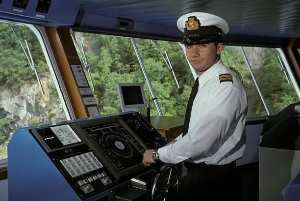 Les navires officier - Photo
