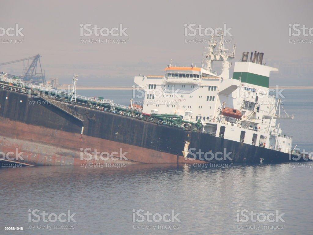 Épave de bateau - Photo