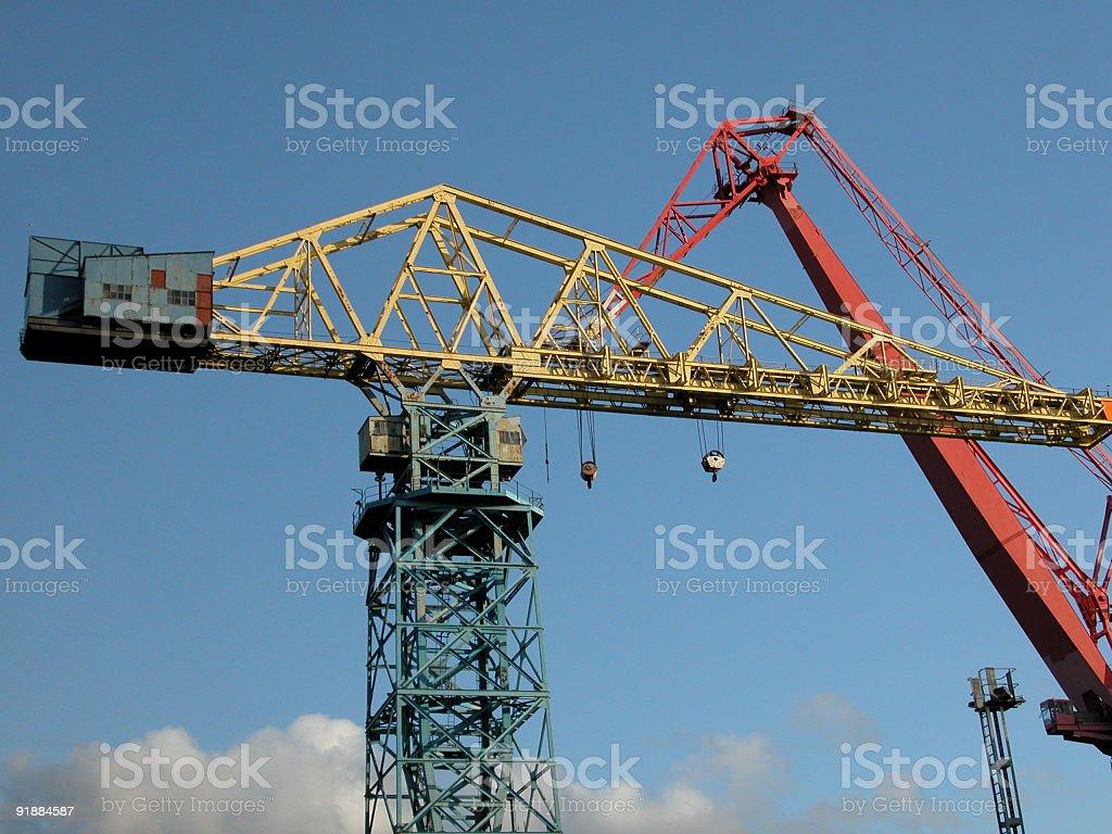 Schiffswerft crane 2 – Foto