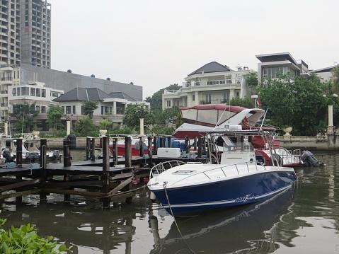 Werft In Jakarta Stockfoto und mehr Bilder von Anlegestelle