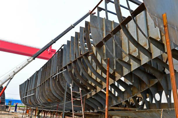 Shipyards, machinery and equipment – zdjęcie