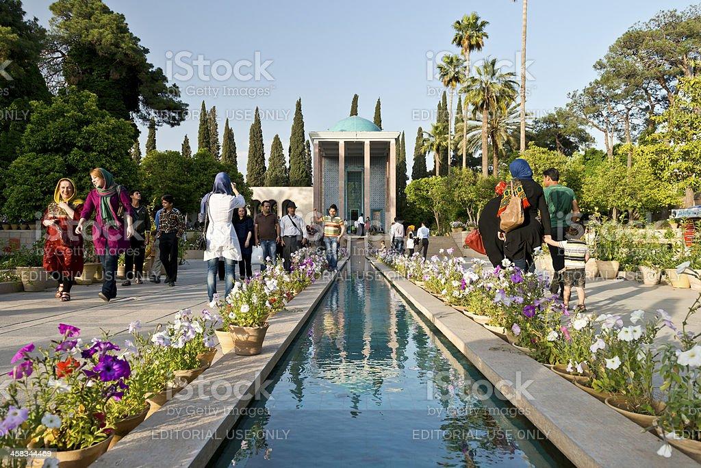 Shiraz, Iran stock photo