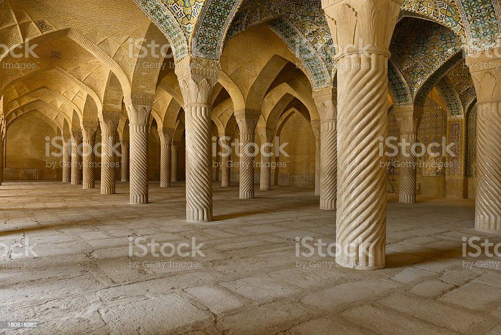 Shiraz stock photo