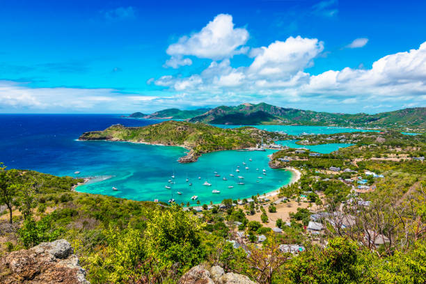Shirley Heights in Antigua und Barbuda, Karibik – Foto