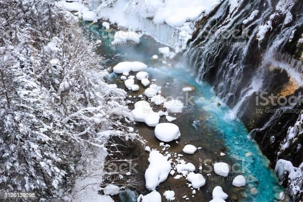 Shirogane waterfall in winter at biei patchwork road hokkaido japan picture id1126139298?b=1&k=6&m=1126139298&s=612x612&h=iqjnkalq32nj 18gl6orsxoe n97ktghdo rn8uyxi4=