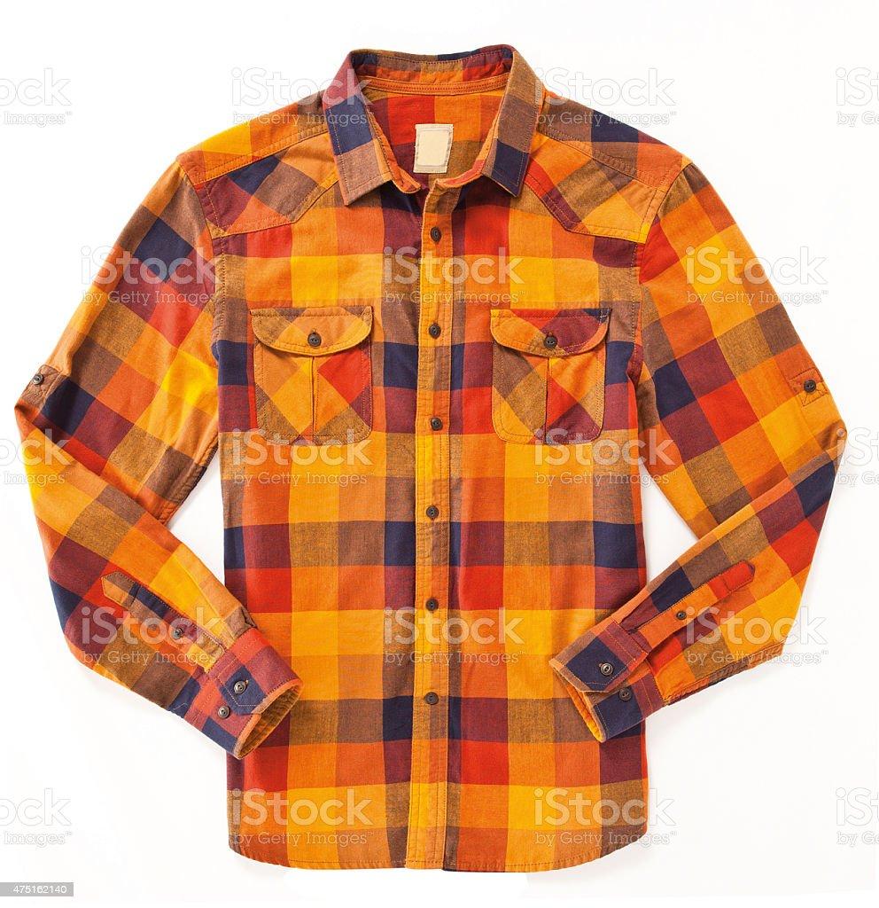 shirt isolated stock photo