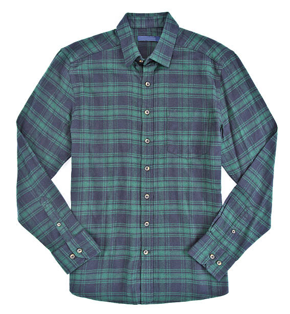 shirt isolated shirt isolated plaid shirt stock pictures, royalty-free photos & images